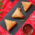 Samosa | Onion Samosa | Samosa From Scratch | How To Fold Samosas | Make Crispy Samosas