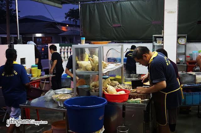 Tauge Chicken Buntong Ipoh