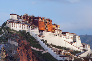 Potala Palace, Lasha