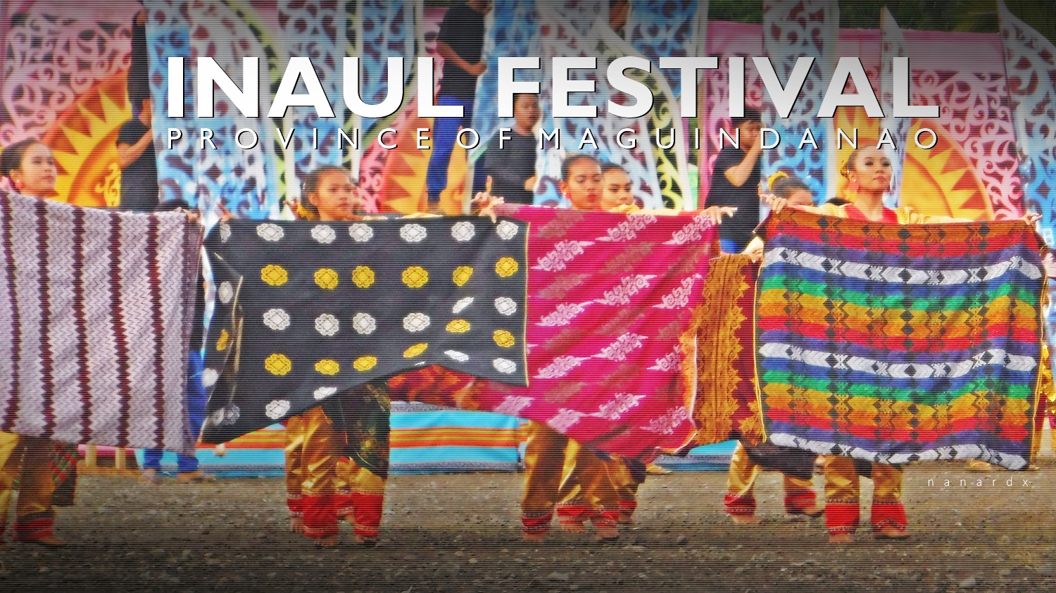 A bigger, grander Inaul Festival in Maguindanao this year