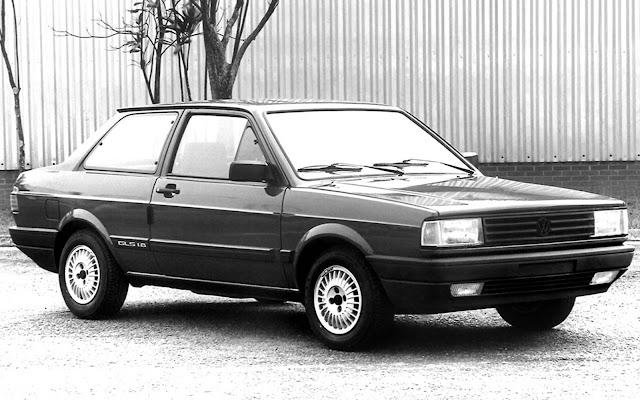 VW Voyage GLS 1989