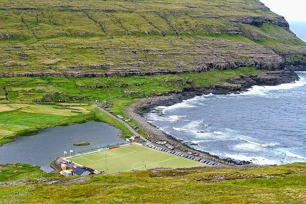 Stadio Eidi, Isole Faroe(IF)