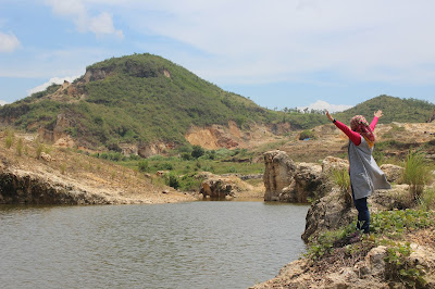Danau Beko Tegal