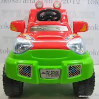 1 Mobil Mainan Aki Pliko PK8518N 4x4 Jeep Max Express
