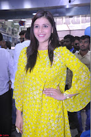Mannara Chopra Looks Cute in Yellow Salwar Suit ~  Exclusive 27.JPG
