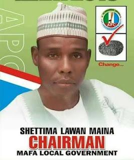 Alhaji Shettima Lawan
