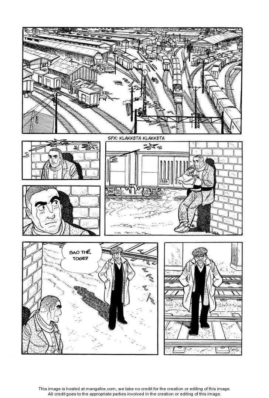 Adolf chap 10 trang 1