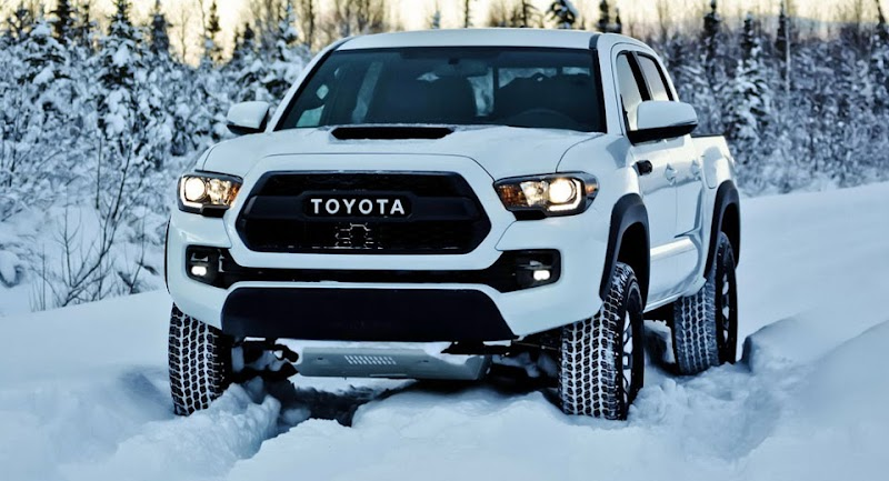 Carscoops Toyota Tacoma