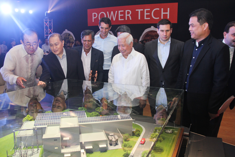 Meralco Power Tech Launch