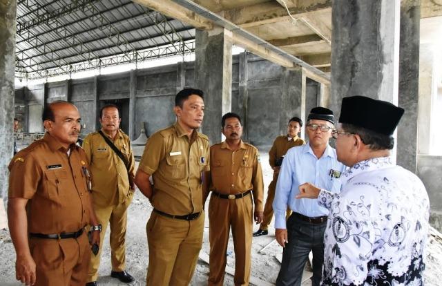 Kabupaten Padang Pariaman Jadi Pilot Project Kemendes PDT Program SIPBM