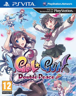 GalGun Double Peace PS VITA GAME [.VPK]