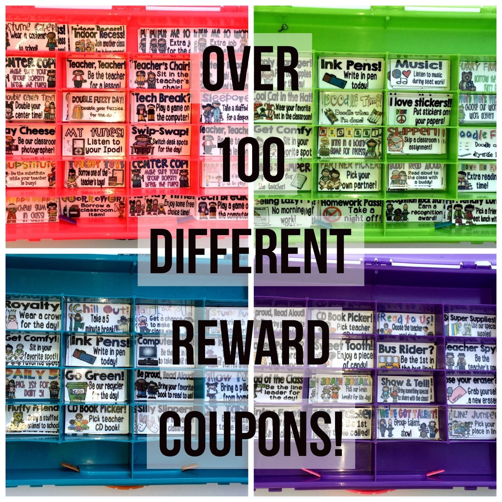Seusstastic classroom inspirations classroom management using warm reward coupons for classroom management fandeluxe Choice Image