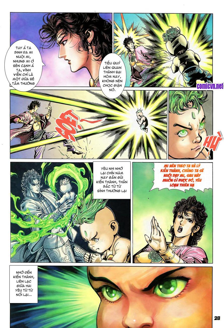 Đại Đường Uy Long chapter 77 trang 3