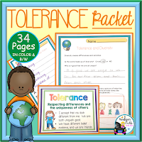 Tolerance Character Education