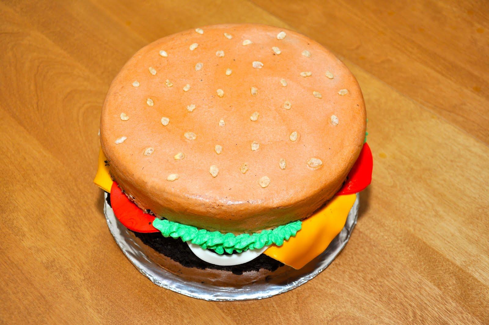 Burger Cheese Food Vs Filled Man