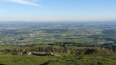 Zoomaufnahme (oben links Herzogenbuchsee)