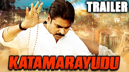 Katamarayudu 2017 Hindi Dubbed 720p HDRip 850mb