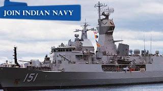 Indian Navy Recruitment 2019 / Chargeman Mate Post: