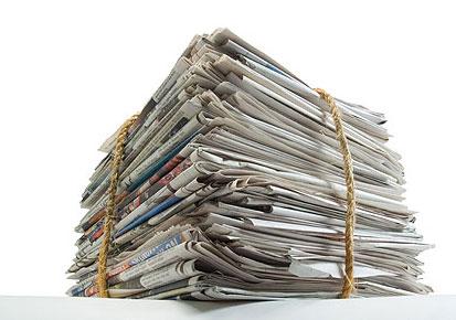 Banyak kertas bekas di rumah? jangan di buang !!! baca 4 tips berikut