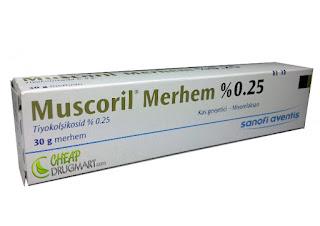 Muskoril Merhem