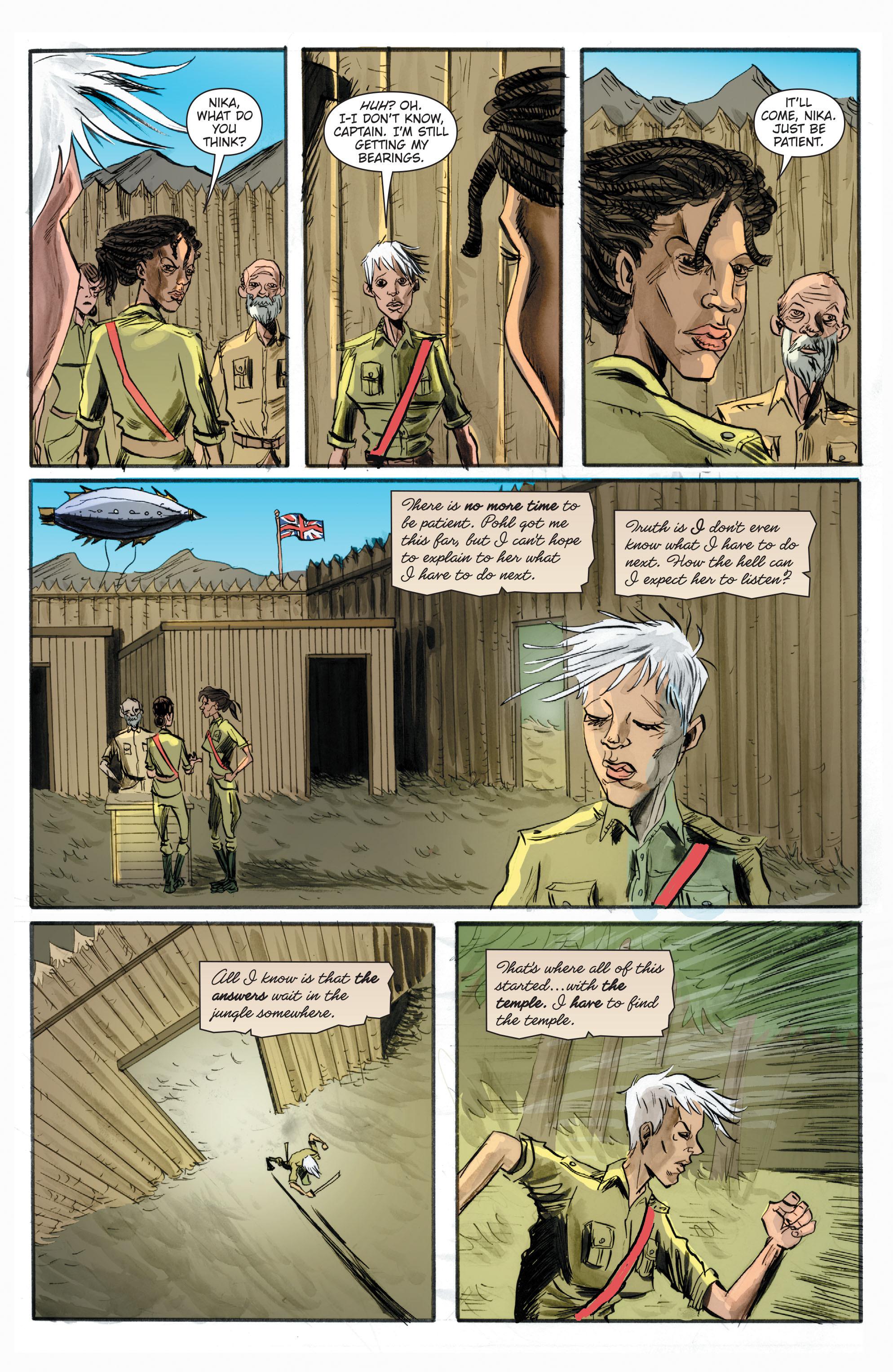 Read online Trillium comic -  Issue # TPB - 156