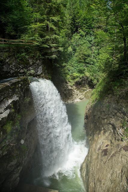 Rappenlochschlucht Staufensee Dornbirn Wandern-Vorarlberg 10