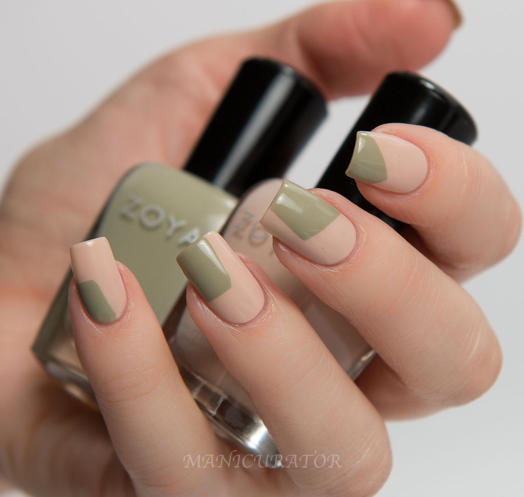 Zoya whispers collection transitional spring 2016 valentines zoya cala a soft nude with a kiss of warmth that will flatter most skin tones zoya ireland a uniquely wearable green that is muted enough to make it prinsesfo Gallery