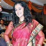 Taapsee Launch Sri Palam Saree Showroom Stills