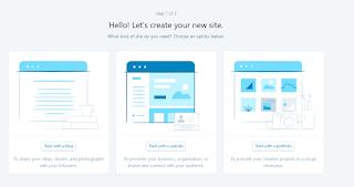 Langkah Awal Jadi Blogger - Cara Membuat Blog Di Wordpress
