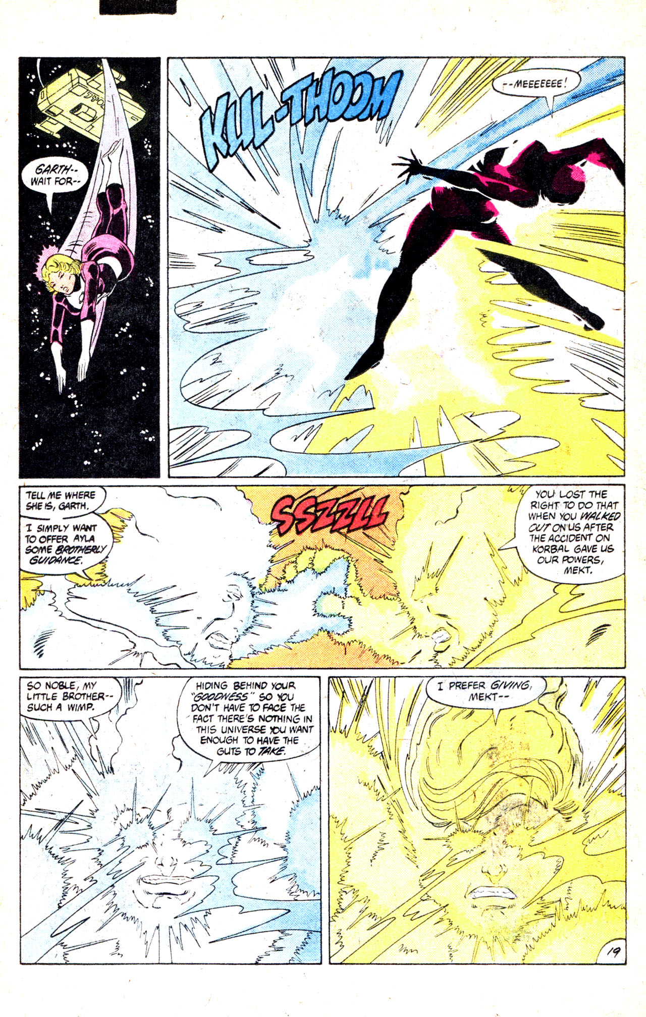 Legion of Super-Heroes (1980) 302 Page 25