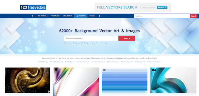 best websites for free vectors, free clipart