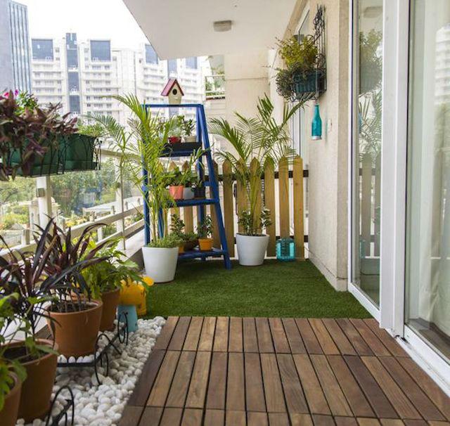 10 balcones ¡De todos los tamaños! qué te inspirarán con el tuyo