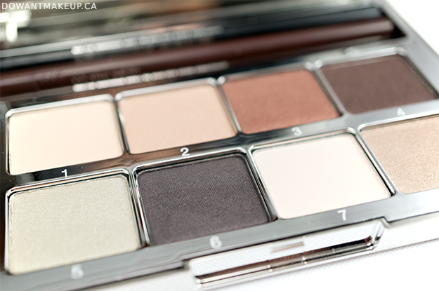 Clinique Pretty Easy eyeshadow palette review
