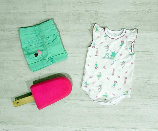 Moda ropa para bebés primavera verano 2018. Remeras, camisas, pantalones, bermudas y bodies para bebés.