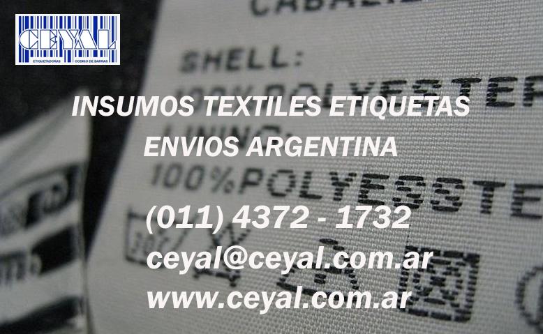 Etiqueta para imprimir en Zebra Ubicados proximos a accesos hacia Avellaneda