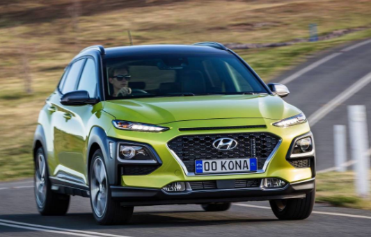 2019 Hyundai Kona 1.6L Turbo AWD Review