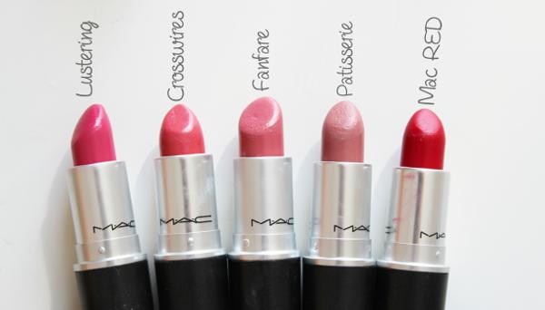 top 5 mac lipsticks meine liebsten mac lippenstifte consider cologne. Black Bedroom Furniture Sets. Home Design Ideas