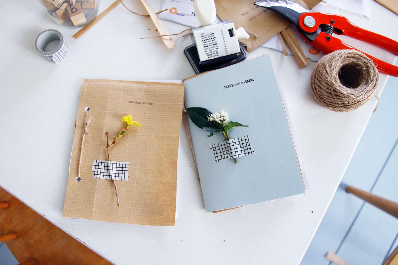 merci raoul diy petits carnets home made tout en r cup 39. Black Bedroom Furniture Sets. Home Design Ideas