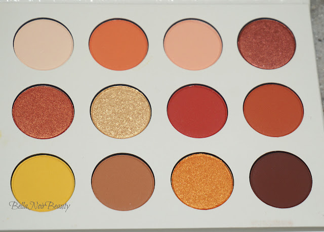 ColourPop Yes Please Eyeshadow Palette | bellanoirbeauty.com