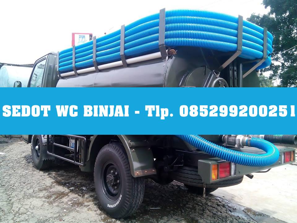 Sedot WC Kota Binjai WA 0852,9630,8515