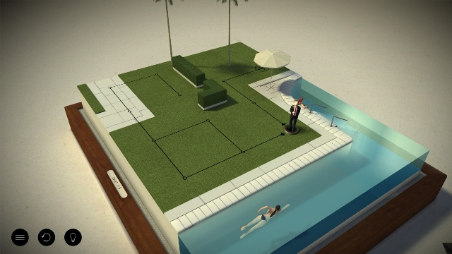 Download Hitman GO Definitive Edition PC Games Gameplay