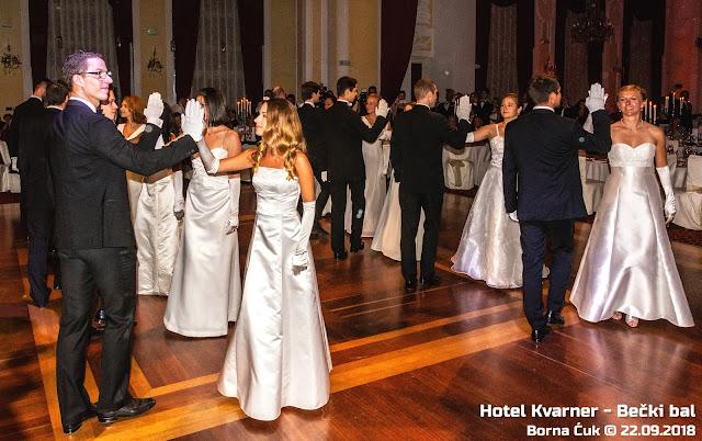 U Opatiji održan 11.Bečki Bal @ Viennese Ball 22.09.2018 hotel Kvarner