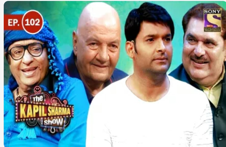 RJpidiYA: The Kapil Sharma show full HD episode 102 Download