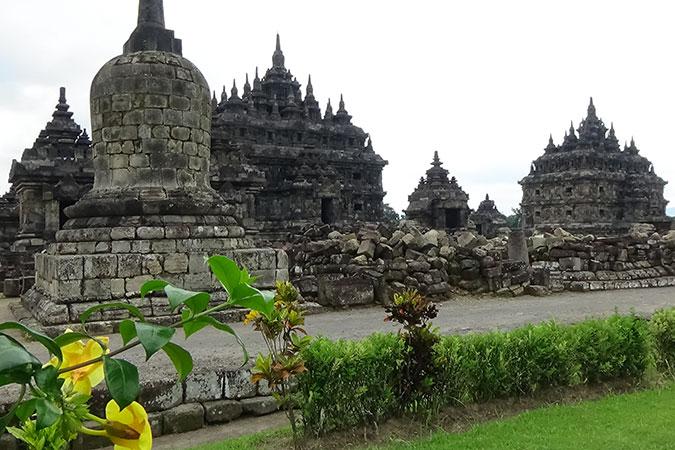 Dlium Plaosan Lor Temple