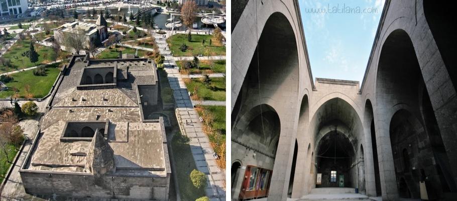 Gevher Nesibe Şifahanesi Müzesi