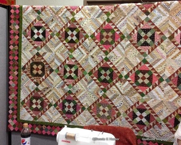 My Quilty World: Roll Roll Cotton Boll Summary : the patchwork quilt summary - Adamdwight.com