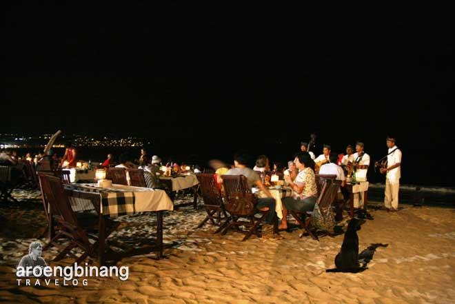 seafood pantai jimbaran