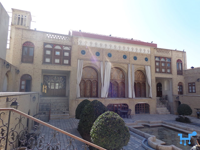 Kazemi House, Oudlajan, Tehran, Iran