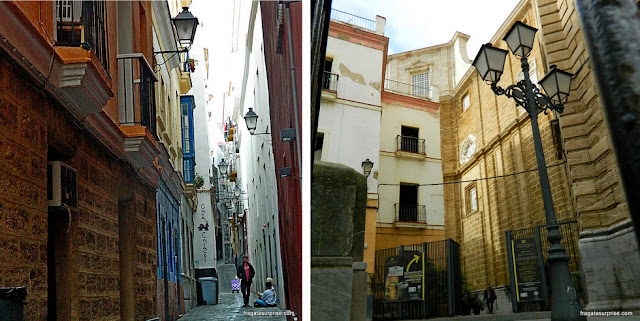 Centro Histórico de Cádiz, Andaluzia
