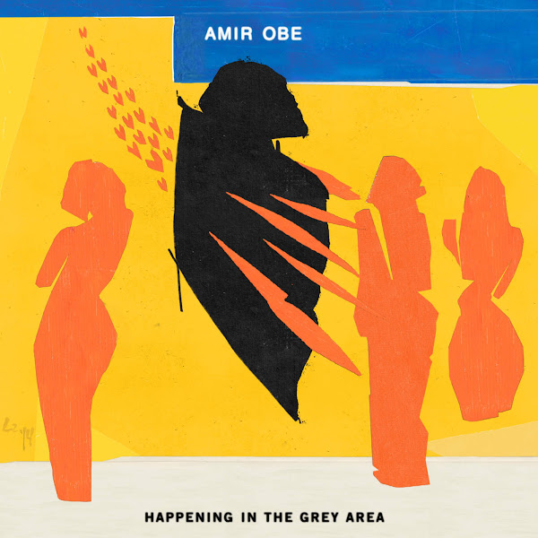 Amir Obe - Happening in the Grey Area Cover